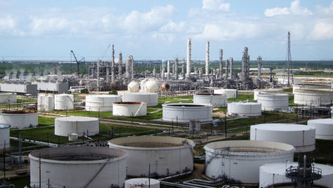 Oil Prices Converge as US Bottlenecks Ease - Businessweek | Oil & Gas Sector | Scoop.it
