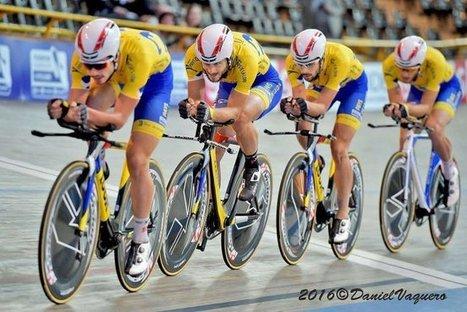 Cyclisme sur Piste : Les championnats de France à Bordeaux Lac   Bordeaux Gazette   Scoop.it