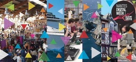 Villes collaboratives - Nantes Digital Week | Coopération, libre et innovation sociale ouverte | Scoop.it
