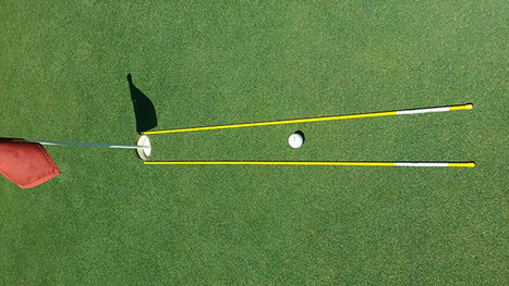 Hit, hold and look: Three steps for holing short putts | Prestogolf | Scoop.it