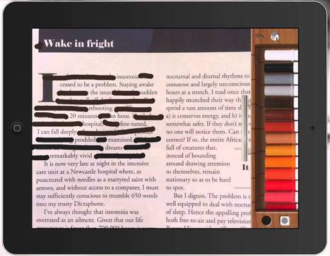 Creating Poetry on the iPad | iPads in Educatio... | Innovative ICT | Scoop.it