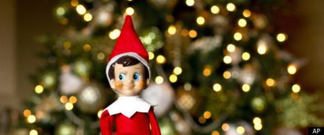 The 'Elf On The Shelf' Christmas Phenomenon | Transmedia: Storytelling for the Digital Age | Scoop.it
