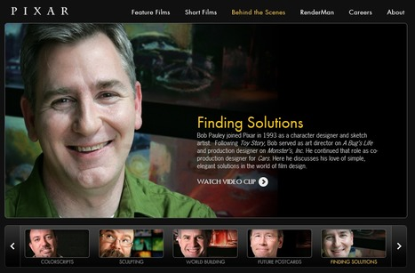 "Pixar-Finding Solutions Video | The Creation of Animation as seen in ""Toy Story"" 