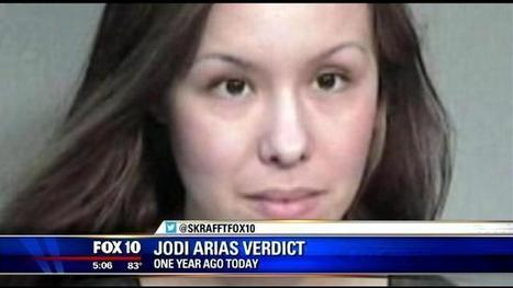 Jodi Arias convicted of murder a year ago, case is still in court | Ley | Scoop.it