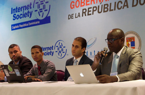 Internet Society organiza foro de gobernanza de Internet en RD | LACNIC news selection | Scoop.it