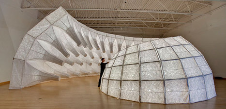"""Capacitor"" by John Grade | Art Installations, Sculpture, Contemporary Art | Scoop.it"