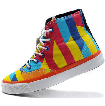 Colorful Converse Chuck Taylor High Top Canvas Shoes | Life Chucks! | Chuck Taylor | Scoop.it