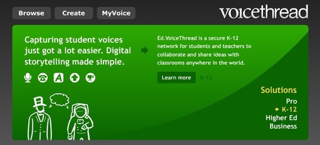 Oral Language, Assessment, and Metacognition with VoiceThread « Blogg'u'ca'tion | Language Assessment | Scoop.it