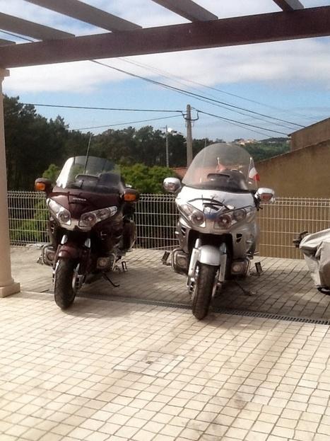 Goldwing - notre voyage au Portugal en 15 jours-4 - Le blog de UNSER'S BANDE DE BIKERS du 67 | Les sites favoris de balade à moto | Scoop.it