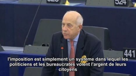 Godfrey Bloom, député européen : ''Les politiciens volent l'argent de ... - Gentside | universal | Scoop.it