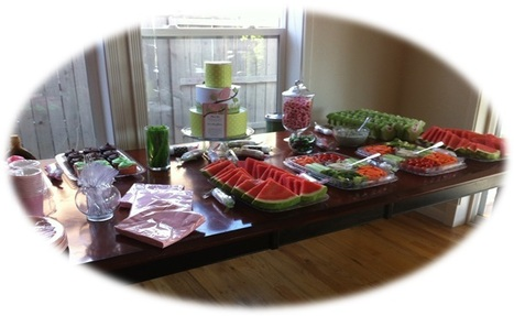 Baby Shower Food Ideas | Mothers Zone | Recipes | Scoop.it