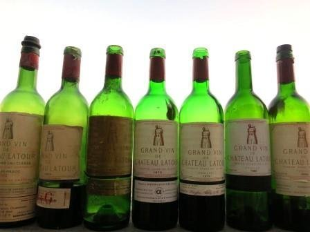 Chateau Latour 5 Decades in Pauillac, 1962 – 2002 | Vitabella Wine Daily Gossip | Scoop.it