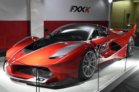 $3M Ferrari FXX K already sold out [w/videos] - Autoblog (blog) | Kenyon Clarke 's Luxury Likes | Scoop.it
