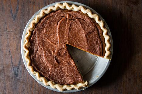 Perfect Vegan Pumpkin Pie. | My Vegan recipes | Scoop.it