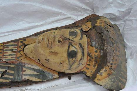 Egipto recupera una máscara grecorromana gracias a un testamento   Net-plus-ultra   Scoop.it