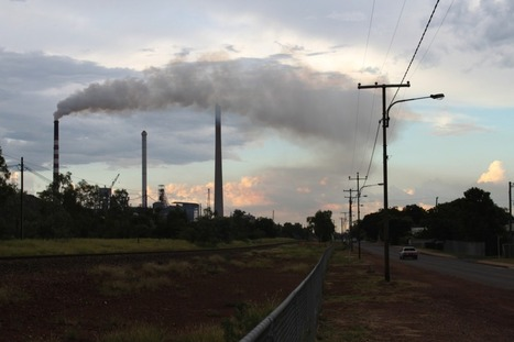New research shows smelting emissions are escaping regulation in Australia | Sustain Our Earth | Scoop.it