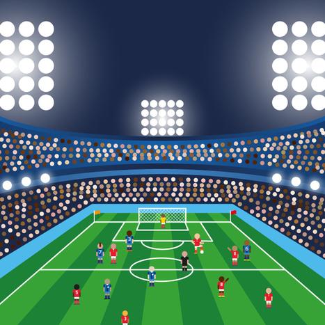 La data, nouvel eldorado du sport | Réseaux sociaux, TV & Sport | Scoop.it