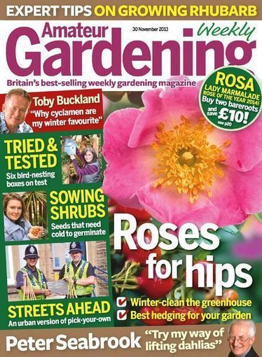 Amateur Gardening – 30 November 2013 | Business Services | Scoop.it