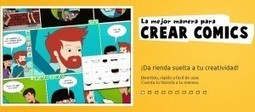 Cómics, diferentes plataformas para trabajar en clase | Comic - Historieta | Scoop.it