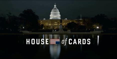 LE GÉNÉRIQUE DE HOUSE OF CARDS : LA CAUTION GÉOGRAPHIQUE DE LA SÉRIE ? | Géographie : les dernières nouvelles de la toile. | Scoop.it