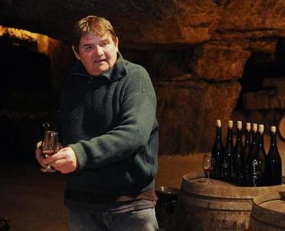Vins de Bourgueil : Pierre Caslot s'est éteint | Le vin quotidien | Scoop.it
