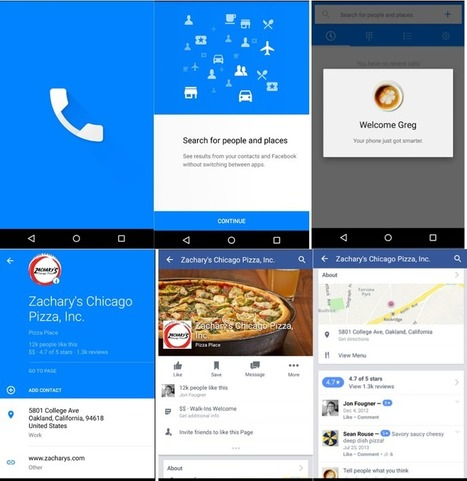 Facebook's Hello App Another Incremental Step Toward Local Search | Facebook - the cultural phenomenon | Scoop.it