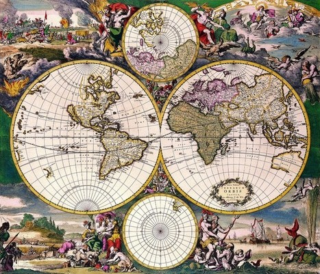 5 Map Creation Tools for Teachers to Try | History:  Alive in the Classroom | Scoop.it