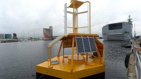 Elle marche à l'eau, au soleil et au vent | Eolien-Energies-marines | Scoop.it