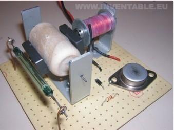 Un motor didáctico hecho con un corcho | tecno4 | Scoop.it