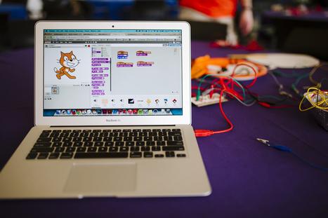 Creative Coding for Everyone-Scratch foundation   El safareig computacional   Scoop.it