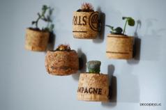 Bouchons de liège | Idées déco DIY et tutoriels à réaliser soi-même pour customiser et personnaliser votre intérieur | Bricolage pour mes enfants | Scoop.it