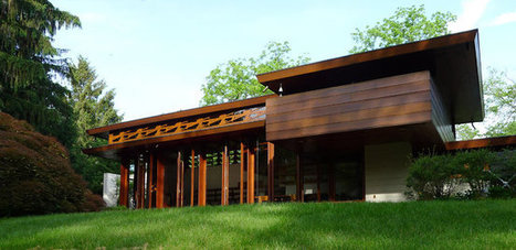 Architect Wants to Relocate New Jersey Frank Lloyd Wright to Italy | Idées d'Architecture | Scoop.it