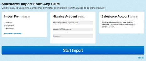 Advantages of salesforce data loader | What You Need To Know About SalesForce Migration | Scoop.it