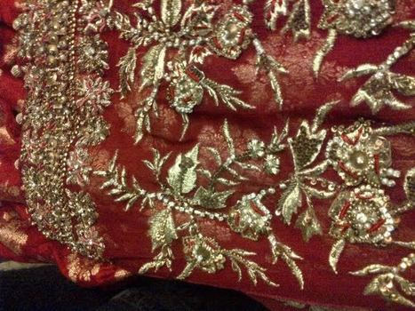 Empress, Hajra Hayat's Bridal Collection for TBCW 14 | Style Den | Scoop.it