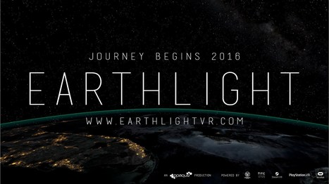VR Astronaut Sim 'Earthlight' Gets New 360 Trailer and Screenshots - Road to VR   Low Power Heads Up Display   Scoop.it