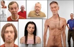 The Hyperreal Sculptures of Evan Penny | ART | Scoop.it