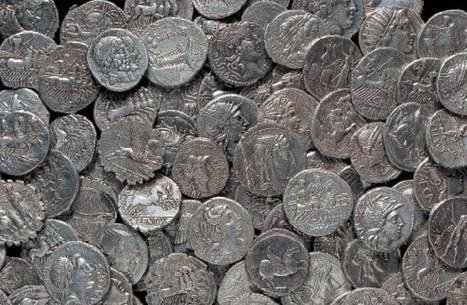 Monedas - antiguavalentia   Del Trueque a la Moneda   Scoop.it