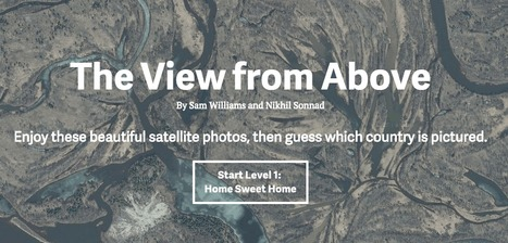 Can you name these countries using only satellite photos? | GTAV Technology and cartography in Geography | Scoop.it
