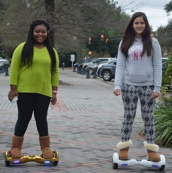 Hoverboards were most popular Christmas gift this year and most dangerous | Children's Safety Advocates | Scoop.it