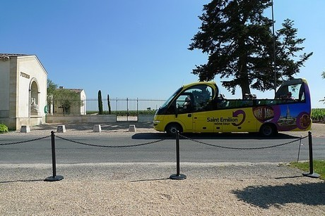 Saint-Emilion Wine Tour | Les billets sont en vente sur le site de l'Office de tourisme ! | Oenotourisme dans le Bordelais | Scoop.it