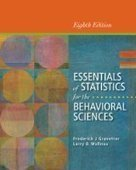 Essentials of Statistics for the Behavioral Sciences, 8th Edition - Free eBook Share | educational statistics | Scoop.it