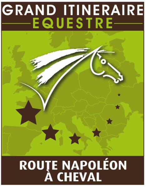 La Route Napoléon à Cheval, premier itinéraire a obtenir le label des Grands Itinéraires Equestres en France ! | Tourisme de randonnées                                                                                                                                                                                 & Sports de nature pour les pros | Scoop.it