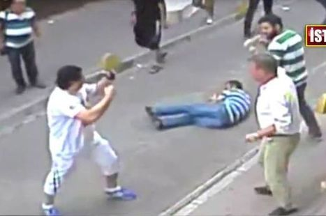 A Turkish mob got a shock when they attacked an Irish tourist | Wandering Salsero | Scoop.it