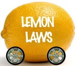 Lemon Cars and Your Rights | California Lemon Law | Scoop.it