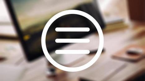 El viejo icono de la hamburguesa está al borde de desaparecer. Noticias de Tecnología | Web Content Enjoyneering | Scoop.it