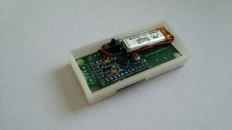 DIY Activity Tracker   Arduino, Netduino, Rasperry Pi!   Scoop.it