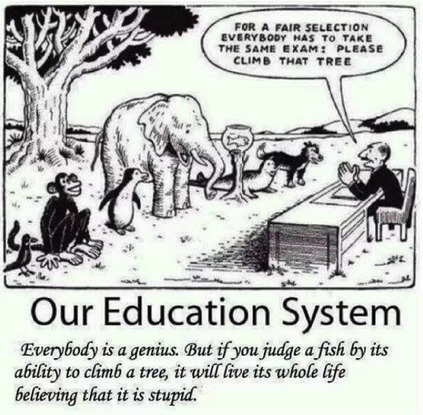 Two Beautiful Visuals on Traditional  Education System | EdICTeD | Scoop.it