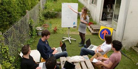 A Fresnes, de jeunes passionnés d'informatique «hackent» les codes de l'entreprise | Le Zinc de Co | Scoop.it