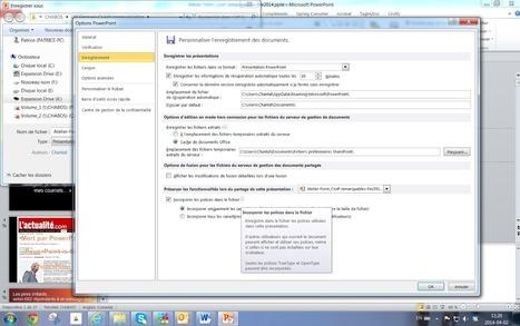 Incorporer des polices dans vos fichiers PowerPoint : des défis vous attendent! | PRESENTATION D'ENTREPRISE - PRESENTATION POWERPOINT - PRESENTATION DE VENTE - TABLETTE - IPAD | Scoop.it