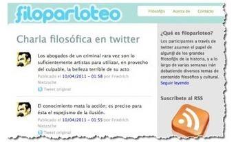 Experiencias didácTICas con Twitter.- | Educación, pedagogía, TIC y mas.- | Scoop.it